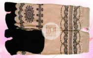 Grosir kaos kaki motif di surabaya