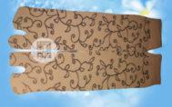 Grosir kaos kaki motif batik murah berkualitas